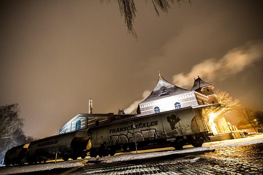 Tychy peron - wycieczka po muzeum
