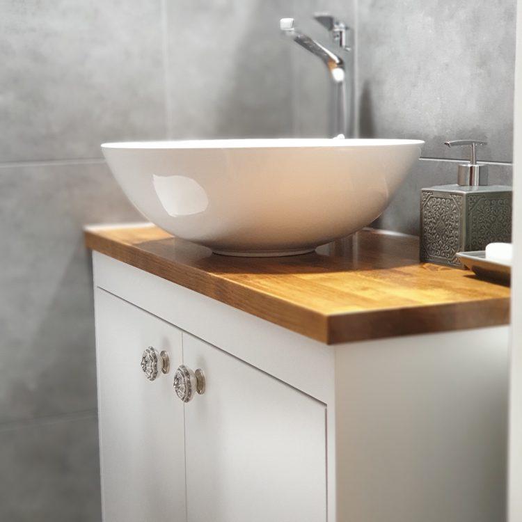 remont ubikacji - nowa toaleta