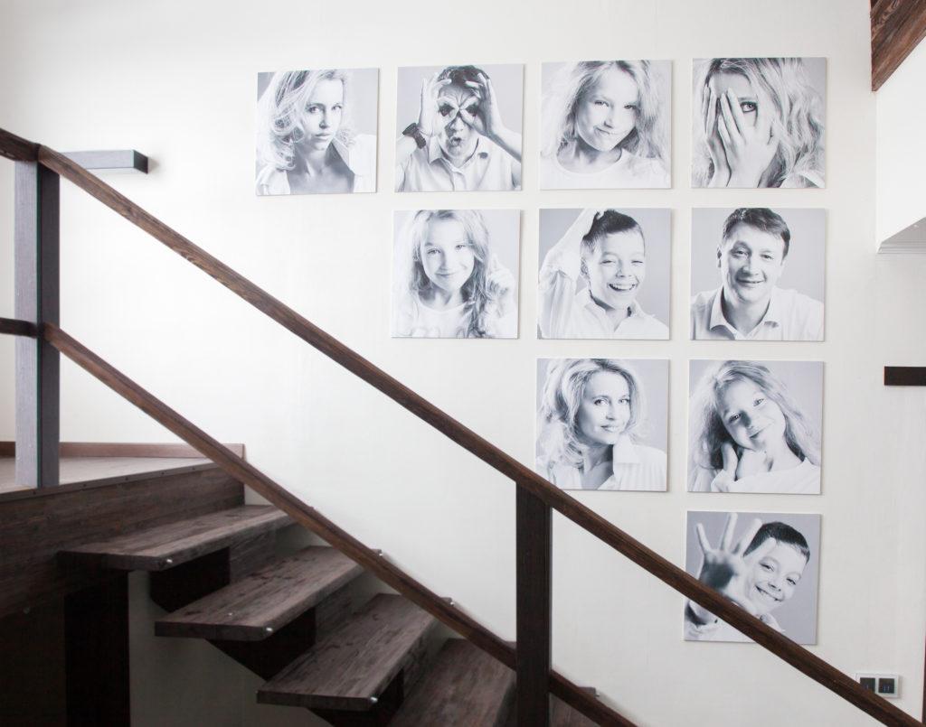 zdjęcia nad schodami