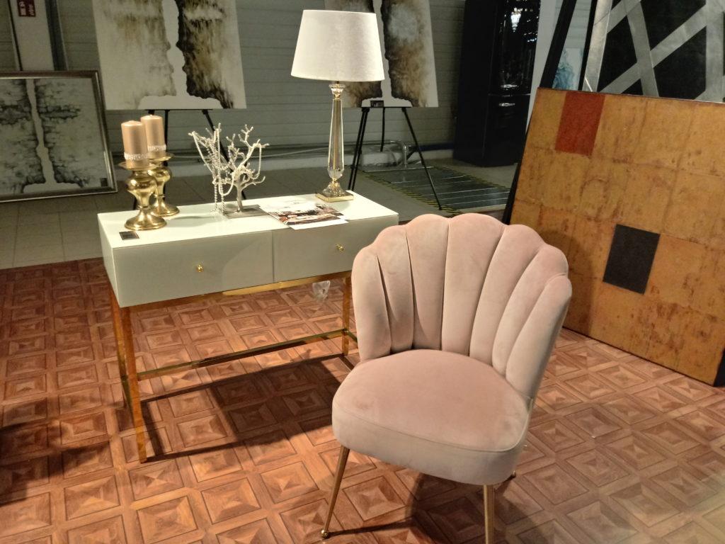 warsaw home - stylizacja sypialni
