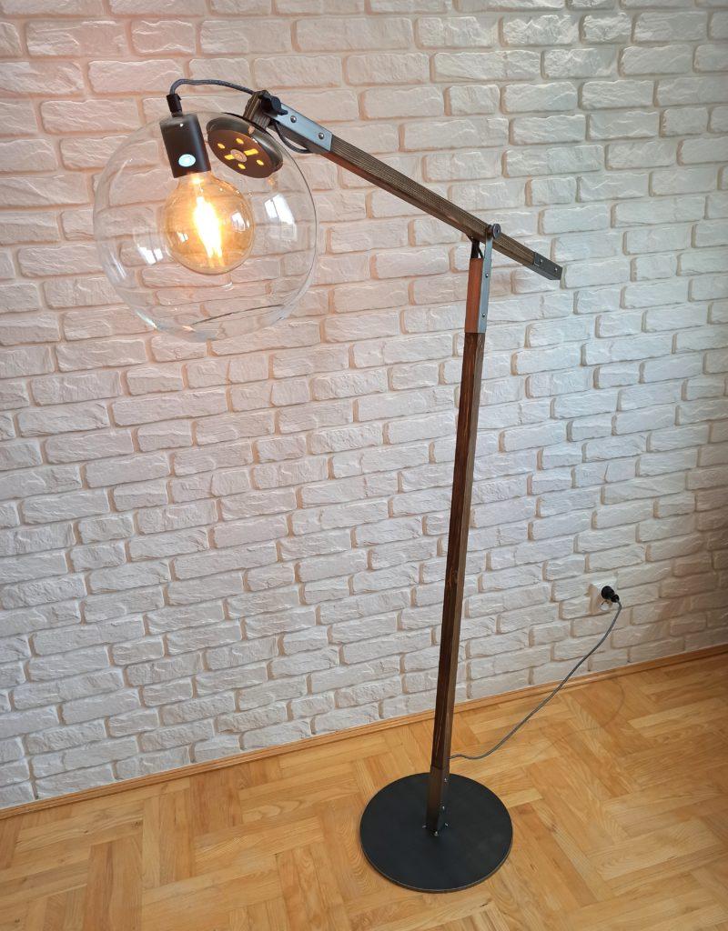 lampa stojąca nowoczesna