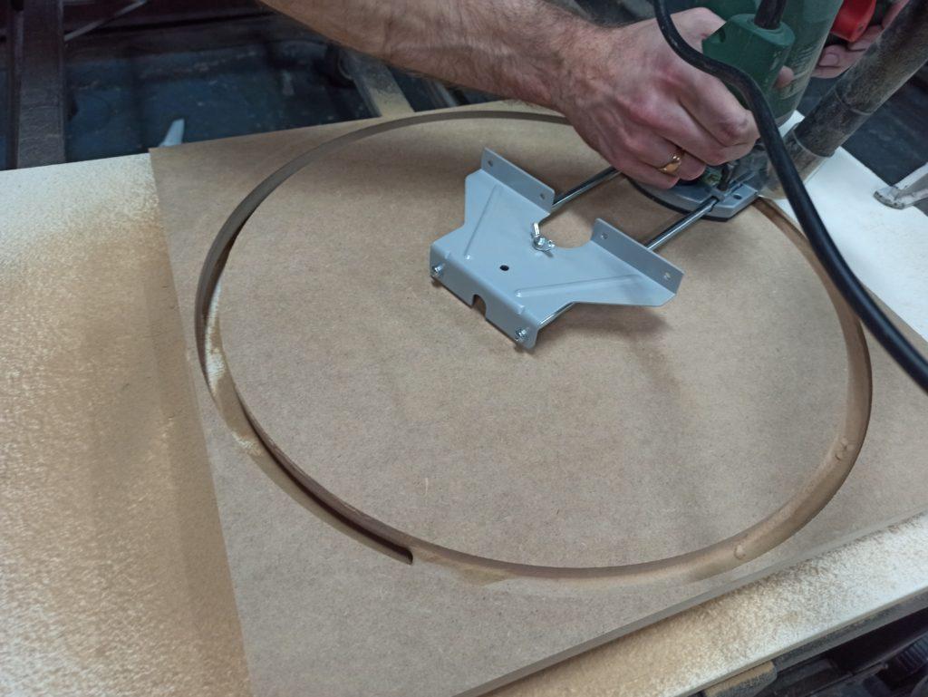 robienie blatu do stolika
