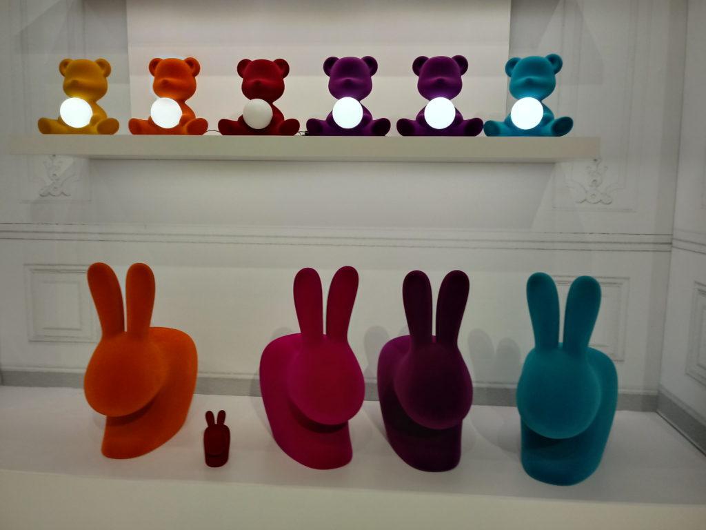 lampy królikii