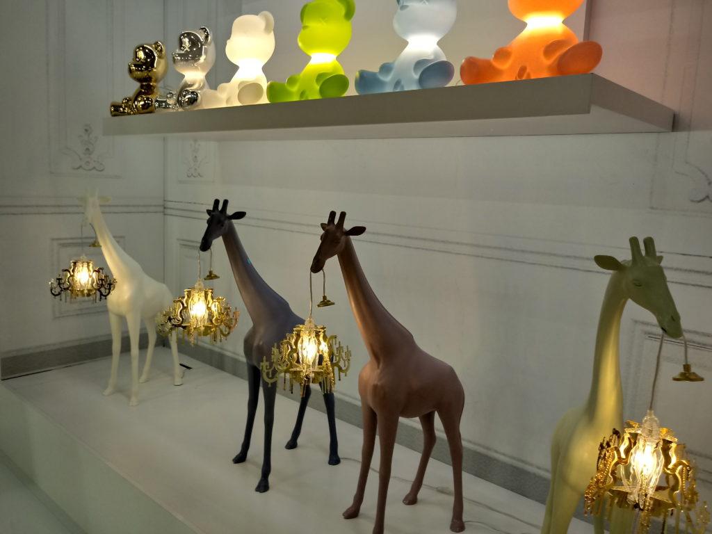 lampy zwierzęta