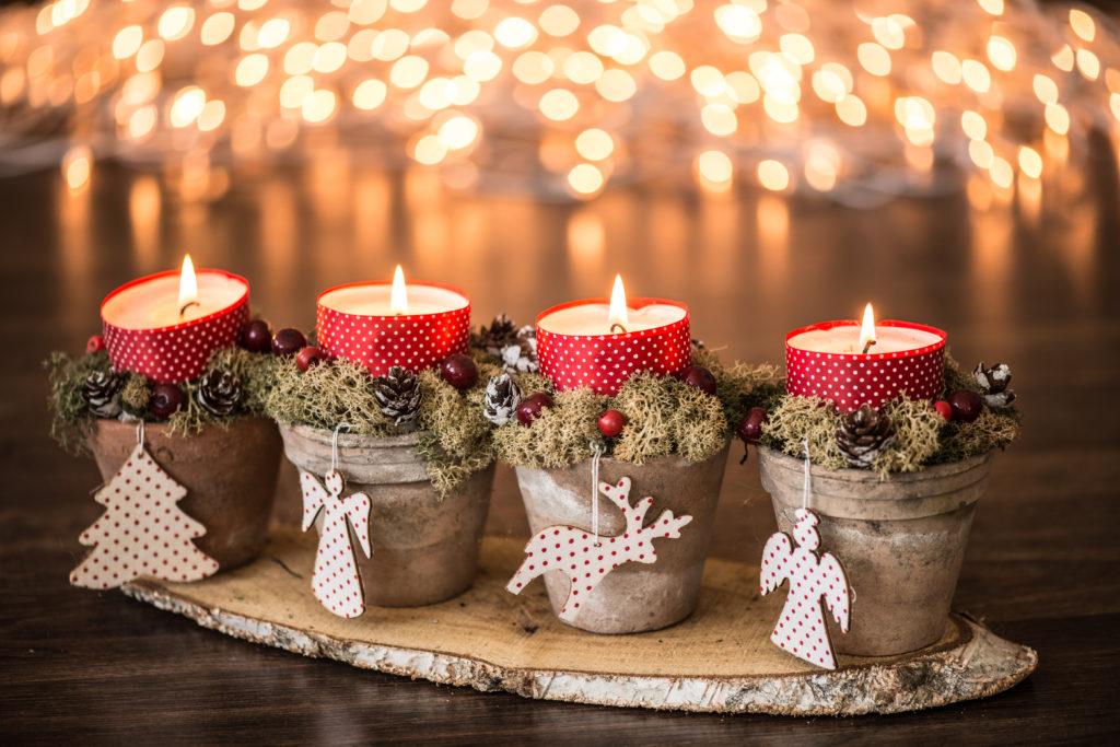 świeczki święta